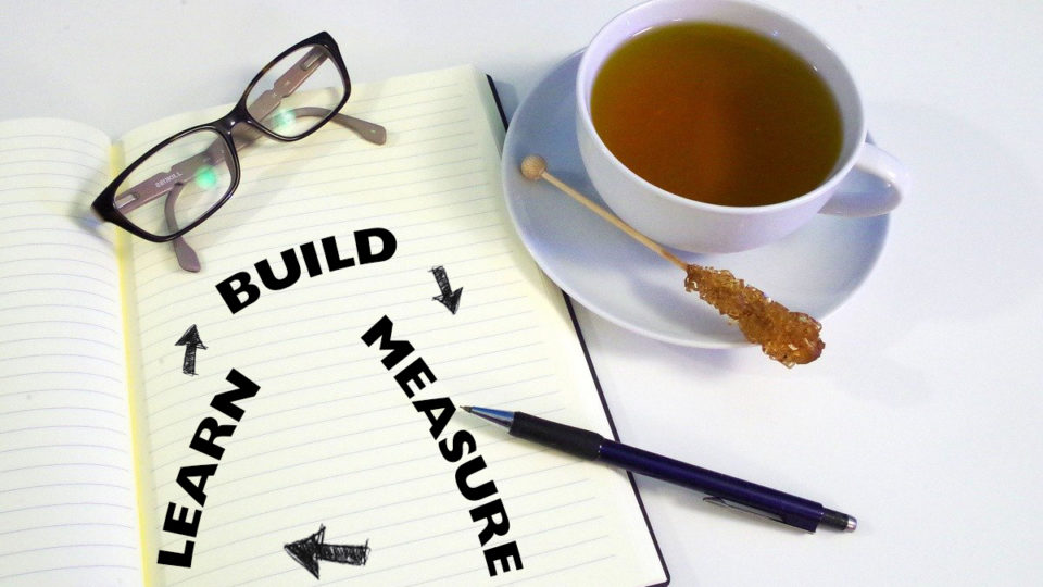 Learn-Build-Measure